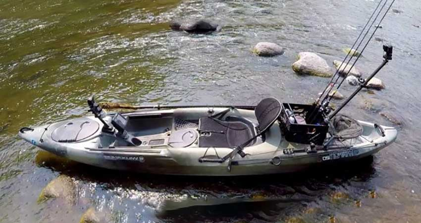 best fishing kayaks under $400