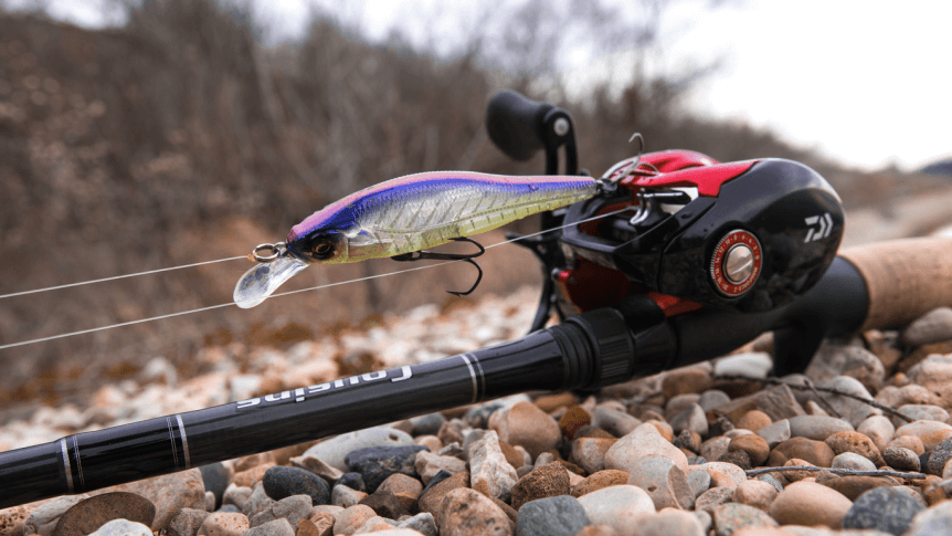 best jerkbait rods