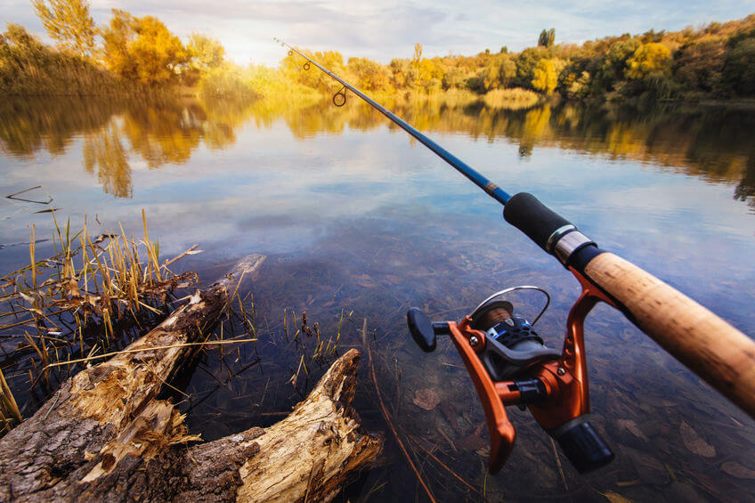 one of the best rods for walleye fishing